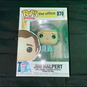 Michael Scott and Jim Halpert Pop Figure Bundle